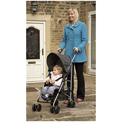 Tippitoes Stroller (Charcoal)