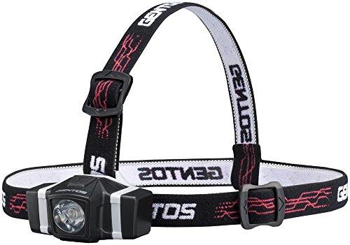 ジェントス ヘッドライト GD-004R