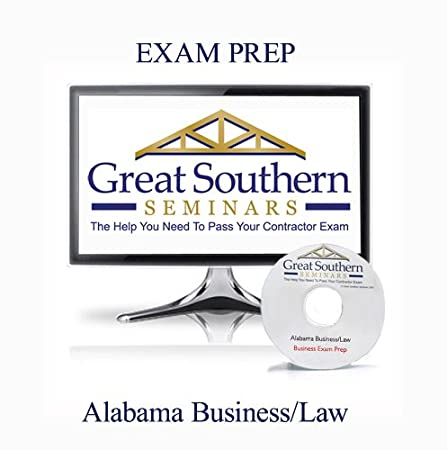 Alabama Business/Law for General Contractors Prep Course