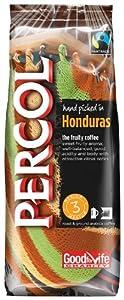 Percol Fairtrade Honduras Ground Coffee 227g (Pack of 8)