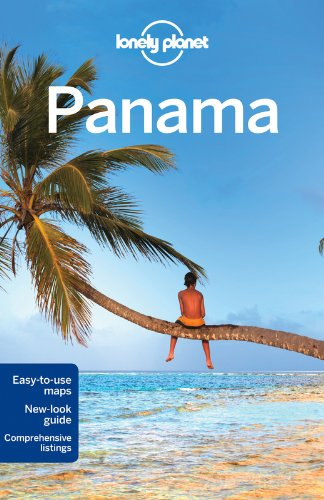 Lonely Planet Panama (Travel Guide) front-1042285
