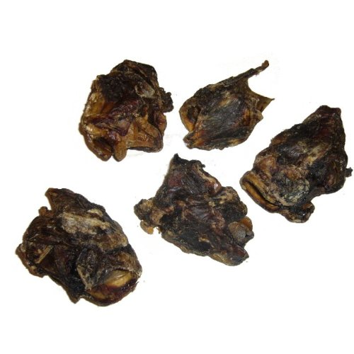 Artikelbild: Grobys Rinderkehlköpfe getrocknet 1 kg Beutel