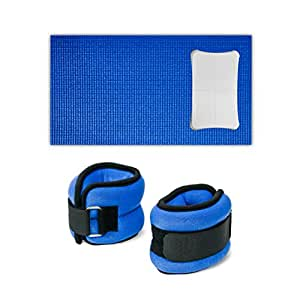 Cta Digital Balance Board Mat And Wrist Ankle Weights Wii