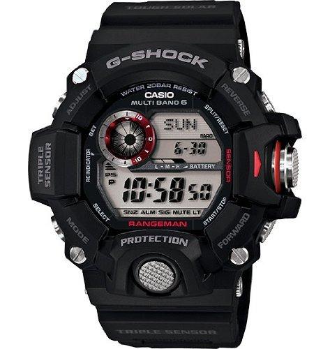 Casio Men's GW-9400-1CR