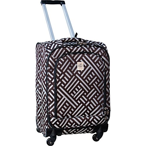 jenni-chan-signature-21-inch-upright-spinner-brown-silver-one-size