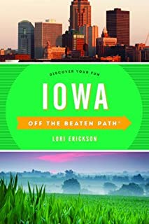 Book Cover: Iowa Off the Beaten Path®: Discover Your Fun