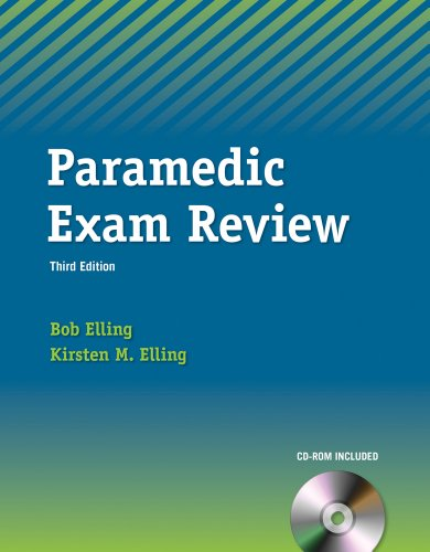 The Paramedic Exam Review front-966016