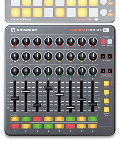 Novation Launch Control XL Mixer - 4