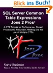 Common Table Expressions Joes 2 Pros�...