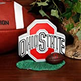 NCAA Ohio State Buckeyes Small Logo Figurine at Amazon.com