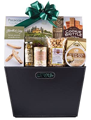Wine.com Gift Basket, Executive Elite, 6.50 Pound
