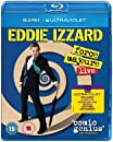 Eddie Izzard: Force Majeure Live [Blu-ray] [2013]
