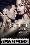The Nightlife Series Omnibus Books 1-4 (Urban Fantasy - Paranormal Romance Thriller)