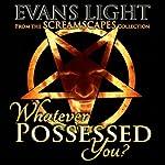 Whatever Possessed You? | Evans Light