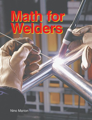 Math For Welders - Goodheart-Willcox Co - 1590705831 - ISBN:1590705831