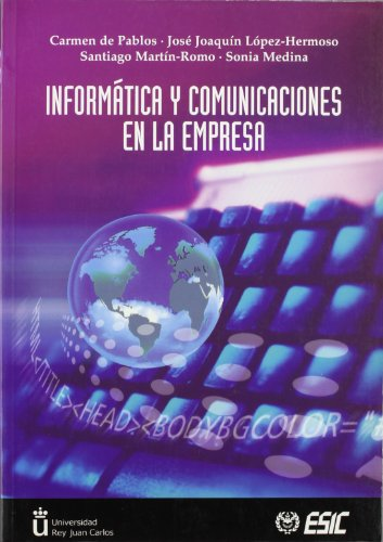 INFORMATICA Y COMUNICACIONES EN LA EMPRESA