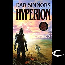 Hyperion Audiobook by Dan Simmons Narrated by Marc Vietor, Allyson Johnson, Kevin Pariseau, Jay Snyder, Victor Bevine