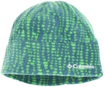 Columbia Men's Baddabing Hat, Blue Forest Texture Print, Small/Medium