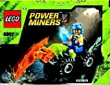 51CUxPeqPyL. SL160  LEGO Power Miners Set #8907 Rock Hacker