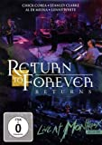 Return To Forever Live At Montreux 2008 [DE-Version] Jazz Rock/Fusion