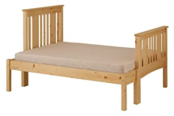 Canwood Base Camp Double Bed, Natural