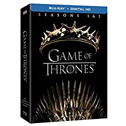 Game Of Thrones S1 & 2 Blu-Ray Boxset [Blu-ray]