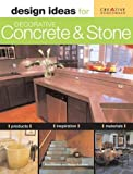 Design Ideas for Decorative Concrete and Stone