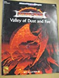 img - for Valley of Dust and Fire (Advanced Dungeons & Dragons / Dark Sun Accessory DSR4) book / textbook / text book