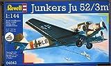 Revell 1/144 Junkers Ju52/3m Transport