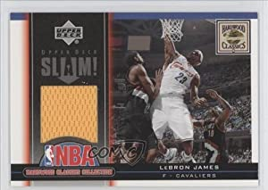Lebron James Cleveland Cavaliers (Basketball Card) 2005-06 Upper Deck Slam Target... by Upper Deck Slam