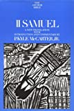 II Samuel (The Anchor Bible, Vol. 9)