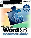 Microsoft Word 98 - Mac Edition
