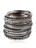 Amrita Singh Brazalete Amila Bangle Set