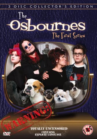 The Osbournes - Series 1 [DVD] [2002]