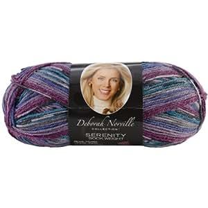 Deborah Norville Sock Yarn - Indigo