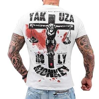 Yakuza ORIGINAL T-Shirt TSB 603 - weiß