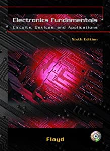 Electronics Fundamentals: Circuits, Devices, and Applications (6th Edition) from Prentice Hall