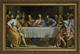 Last Supper - Champaigne - 16 x 24