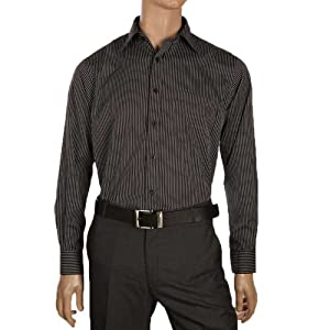 Oxemberg Men Shirts SC 131 Black Grey 4