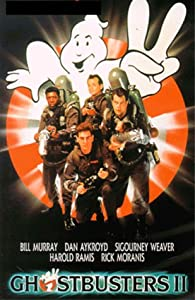 Ghostbusters 2 [VHS] [1989]