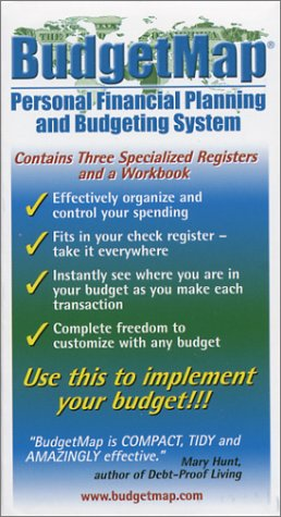 BudgetMap Personal Financial Planning and Budgeting
