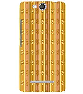 Fuson Premium I`m after You Printed Hard Plastic Back Case Cover for Micromax Canvas Juice 3 Q392