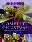 Good Housekeeping Complete Christmas (0091872561) by Good Housekeeping Institute