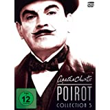 "Agatha Christie - Poirot Collection 5 [4 DVDs]von ""David Suchet"""