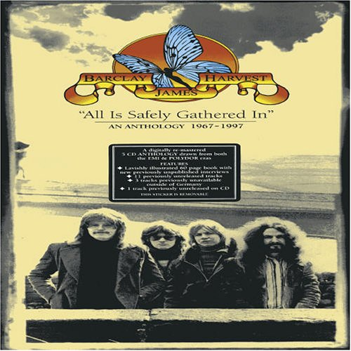 Barclay James Harvest - All Is Safely Gathered In: An Anthology 1967-1997 - Zortam Music