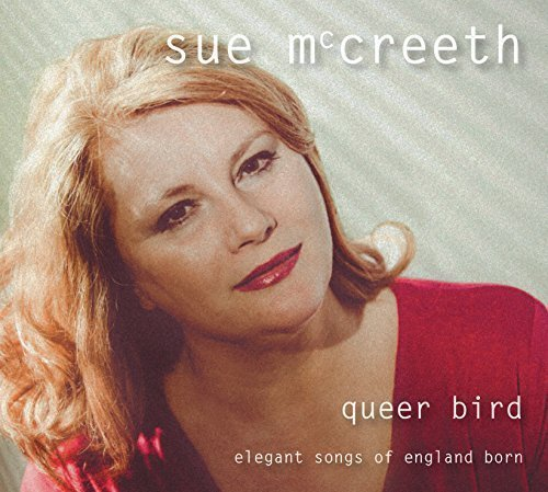 Queer Bird: Elegant Songs of England Born CD Front Cover