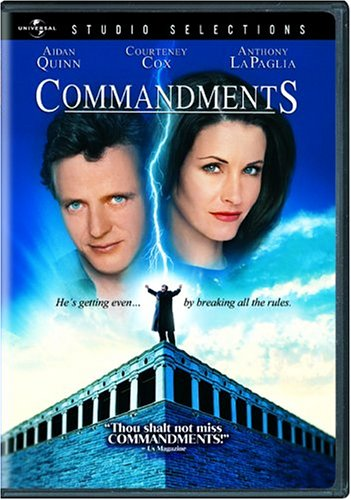 Commandments [DVD] [Region 1] [US Import] [NTSC]