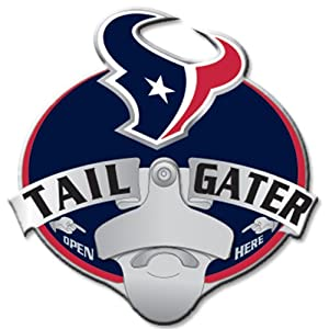 NFL Houston Texans Tailgater Hitch Cover by Siskiyou