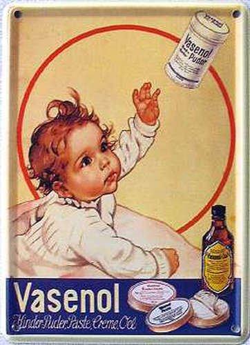 Mini-soggetto Vasenol - bambini polvere, 8 x 11 cm