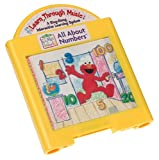 Fisher-Price Learn Through Music Learning System: Elmo's World All About Numbers